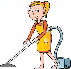 Vacuumming clipart jpg black and white Free Vacuuming Cliparts, Download Free Clip Art, Free Clip ... jpg black and white