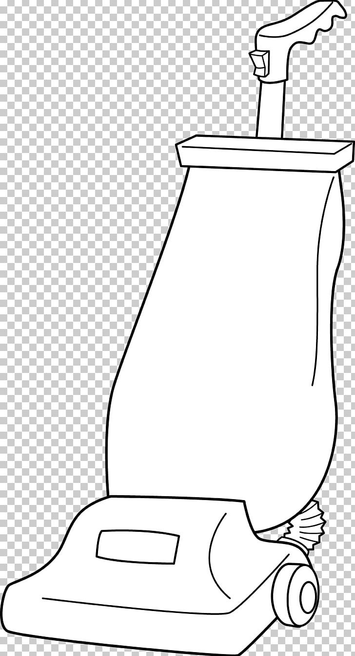 Vaccuum black and white clipart graphic freeuse download Vacuum Cleaner PNG, Clipart, Angle, Area, Black And White ... graphic freeuse download