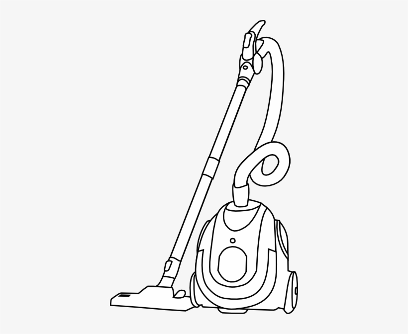 Vaccuum black and white clipart clipart royalty free stock Vacuum Cleaner Clipart Black And White - 378x592 PNG ... clipart royalty free stock