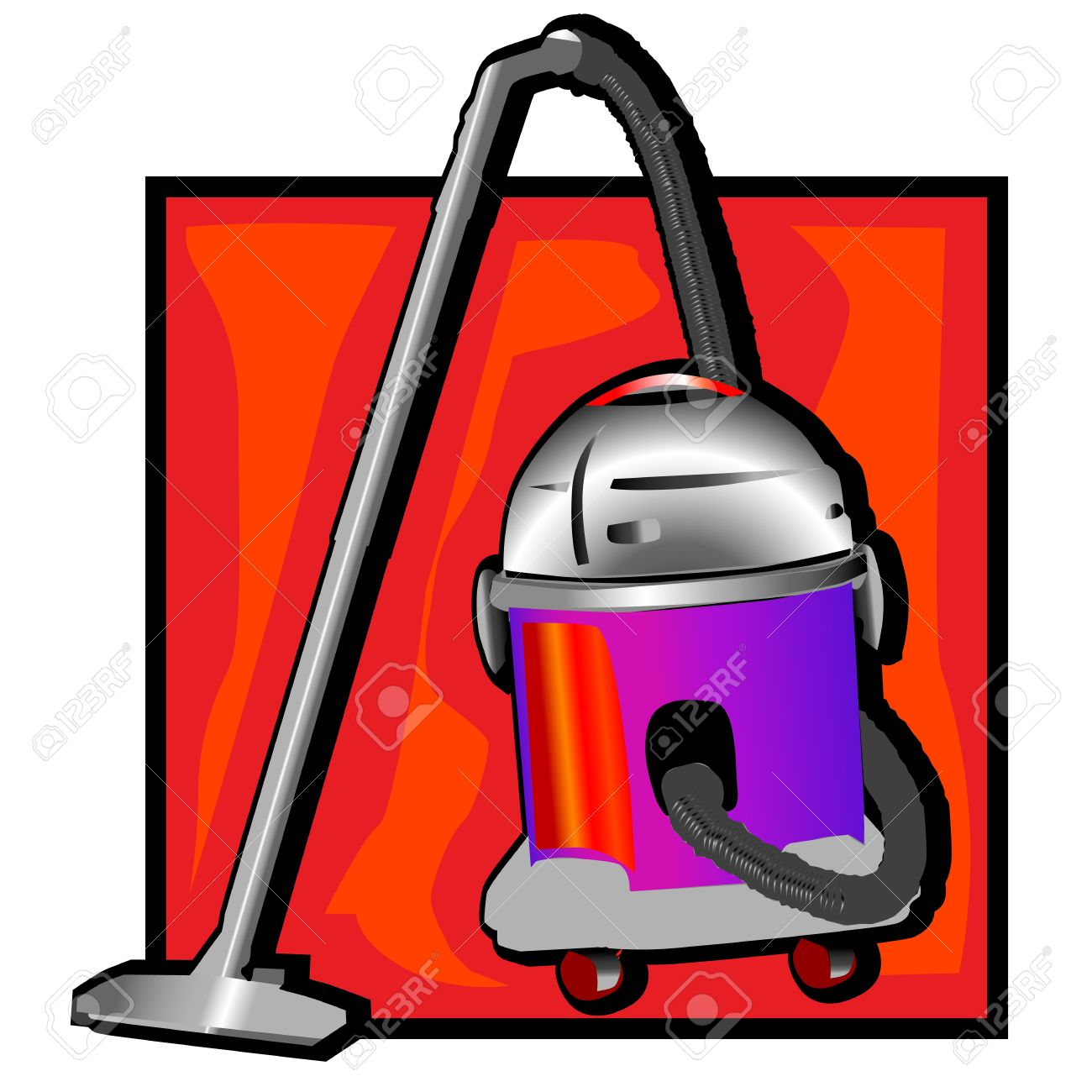 Vacuum pictures clipart clip art black and white library Vacuum Clip Art Free | Clipart Panda - Free Clipart Images clip art black and white library