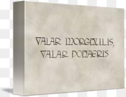 Valar morghulis clipart banner royalty free download Valar Morghulis PNG and Valar Morghulis Transparent Clipart ... banner royalty free download