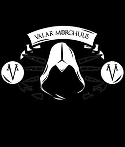 Valar morghulis clipart svg royalty free VALAR MORGHULIS Logo Vector (.EPS) Free Download svg royalty free