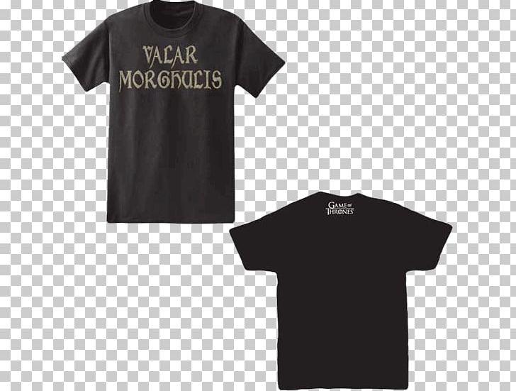 Valar morghulis clipart banner T-shirt Arya Stark Hoodie Valar Morghulis PNG, Clipart, Free ... banner