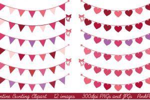 Valentine banners clipart graphic transparent Valentine banner clipart 6 » Clipart Portal graphic transparent