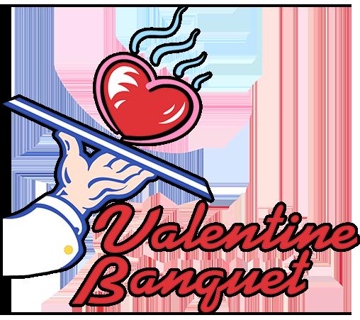 Valentine banquet clipart graphic black and white stock Valentine Banquet – New Hope Cumberland Presbyterian Church graphic black and white stock