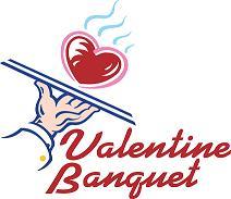 Valentine banquet clipart jpg black and white download CMC Valentine Banquet 2009 | Clipart Panda - Free Clipart Images jpg black and white download