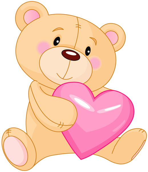 Valentine bear clipart vector freeuse library Free Valentine Bear Cliparts, Download Free Clip Art, Free ... vector freeuse library