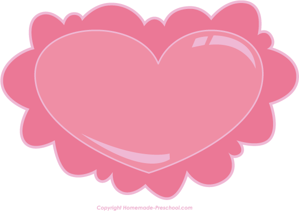 Valentine bubbles clipart picture free download Free valentine heart clipart 6 - ClipartBarn picture free download