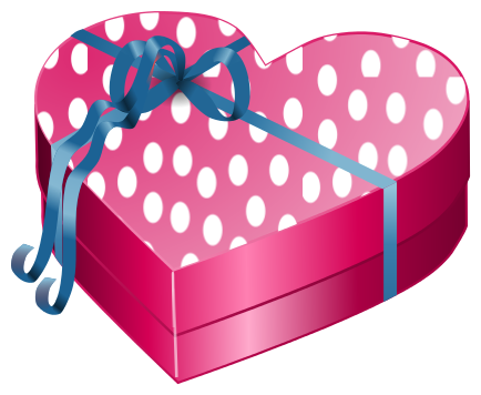 Valentine candy clipart banner library stock Free Valentine Candy Clipart, 1 page of Public Domain Clip Art banner library stock