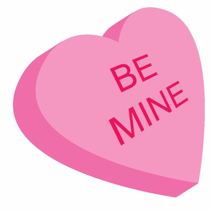 Valentine candy hearts clip art image library Valentines day candy clipart - ClipartFest image library