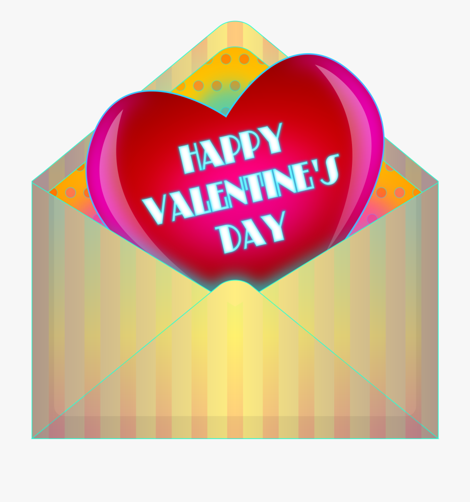 Valentine card clipart free banner transparent download Love Clipart, San Valentine\'s Day Card, Card Template ... banner transparent download