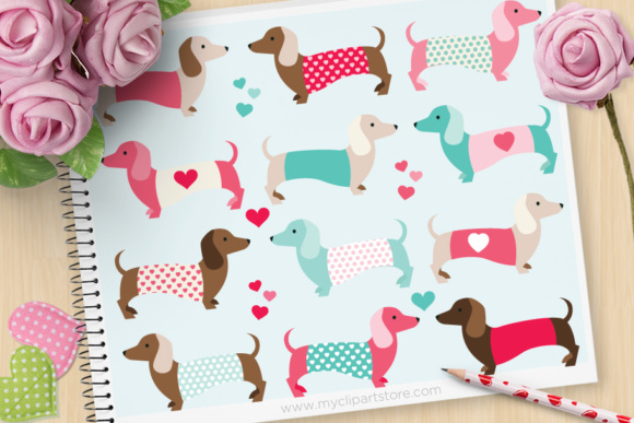 Valentine clipart puppy jpg royalty free download Valentine Puppy Love Clipart jpg royalty free download
