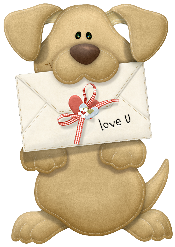 Valentine clipart puppy transparent library Valentine Puppy I Love You PNG Clipart Picture | Gallery ... transparent library