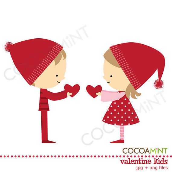 Valentine cliparts clip art transparent download Kids valentines clipart - ClipartFest clip art transparent download