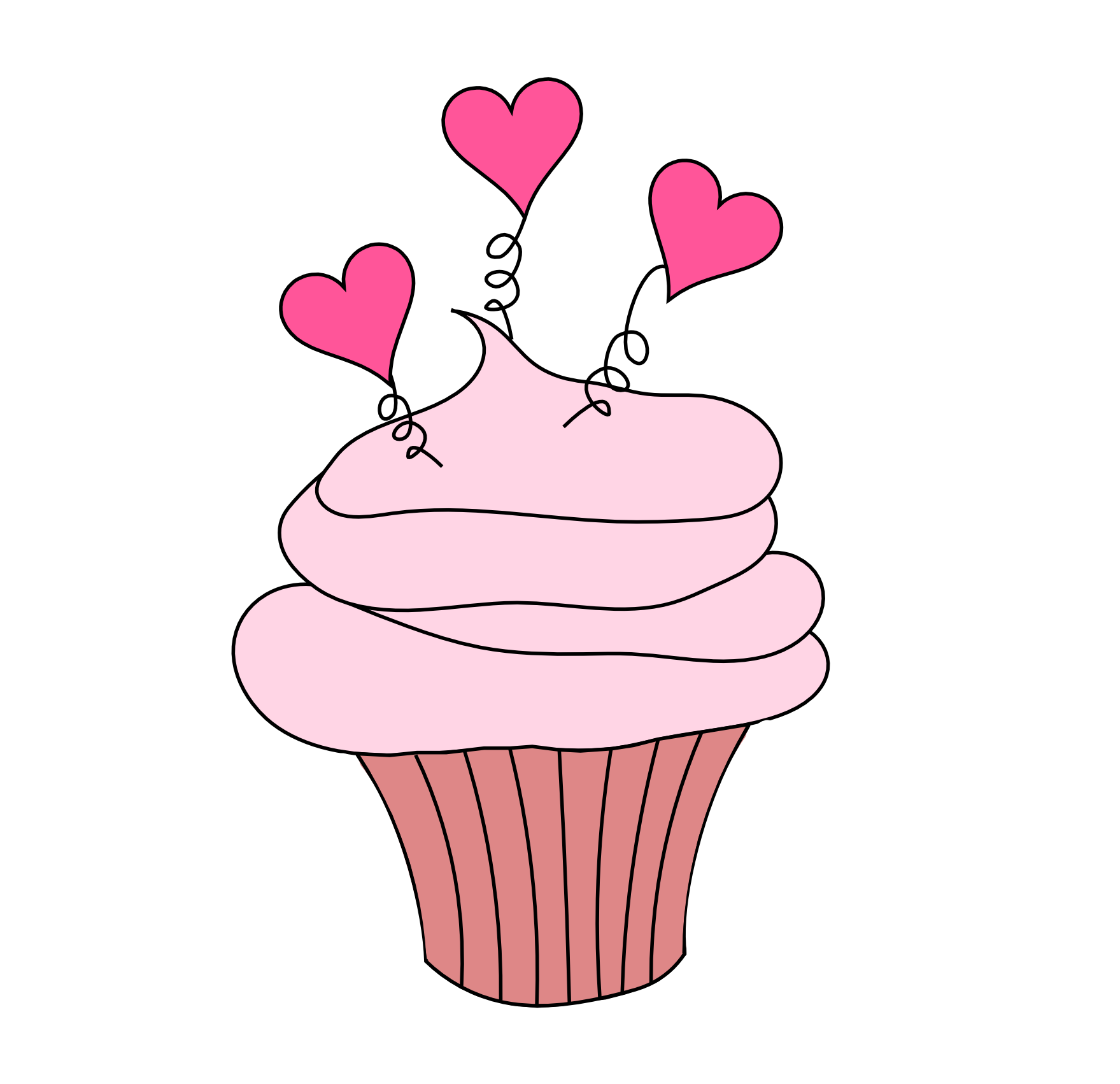 Valentine day bakery clipart png png transparent library Free Valentine Cake Cliparts, Download Free Clip Art, Free ... png transparent library