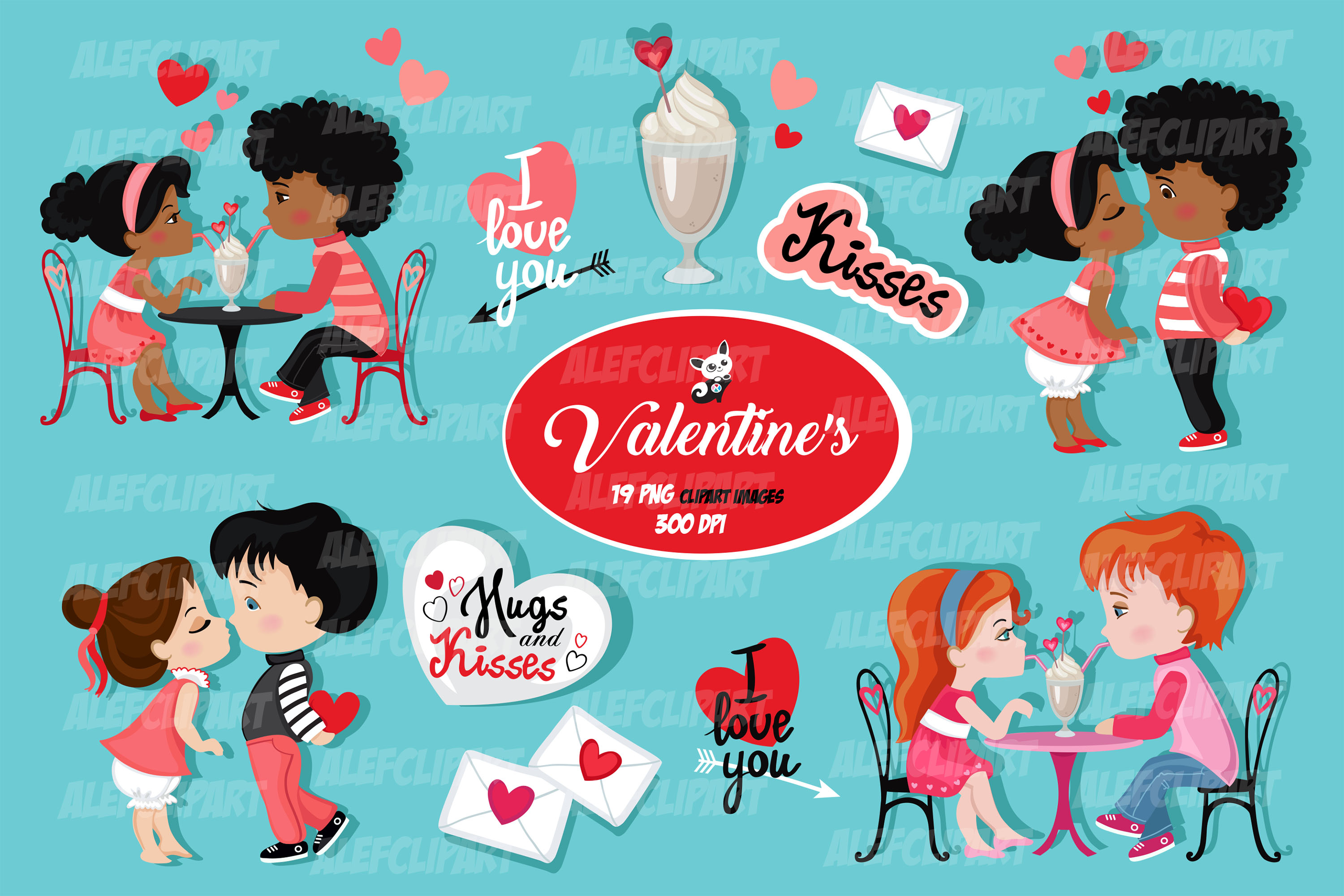 Valentine kids clipart vector freeuse library Valentine kids clipart , My Cute Valentine. vector freeuse library