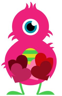 Valentine monster clipart graphic freeuse download Valentine monster clipart 1 » Clipart Station graphic freeuse download