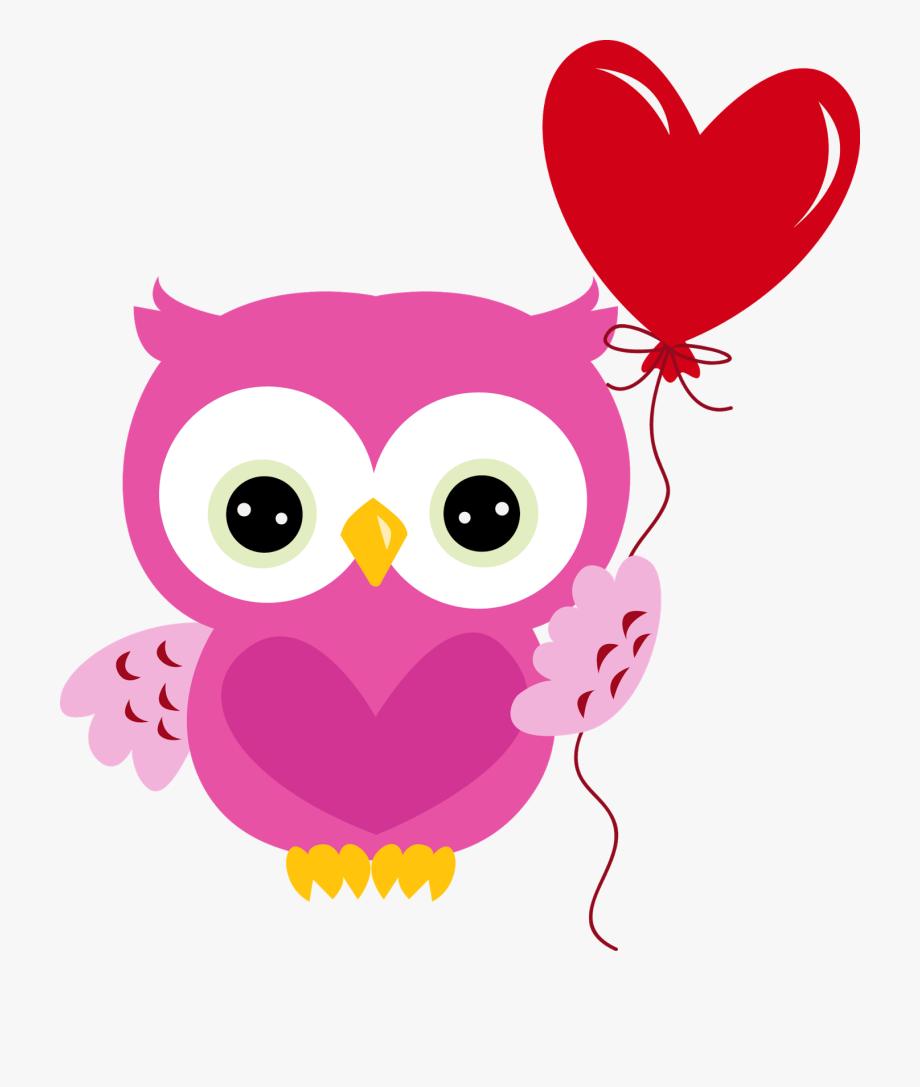 Valentine owls pictures clipart vector black and white Clipart Owl Valentines Day - Owl Valentines Day Clip Art ... vector black and white