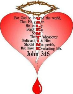 Valentine s day christian cross heart clipart free graphic free stock 40 Best God\'s Valentine images in 2018   Valentines, Gods ... graphic free stock