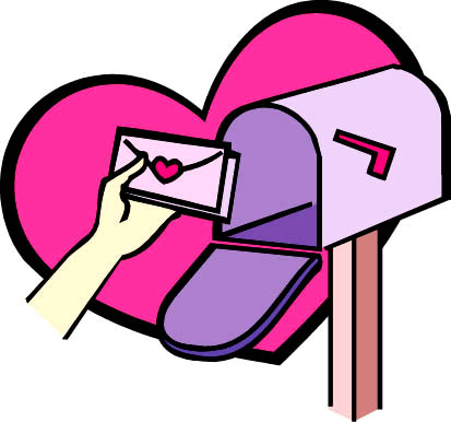 Valentine s mailbox day clipart picture library stock Valentines Day clipart: | Clipart Panda - Free Clipart Images picture library stock