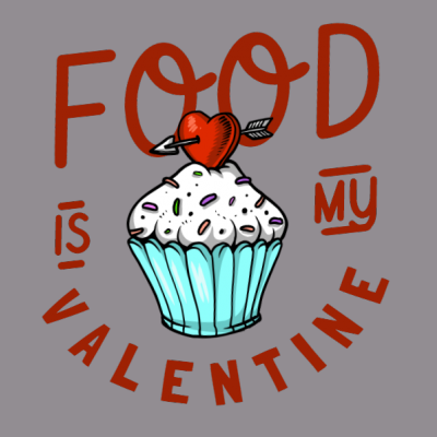 Valentine tshirt clipart clipart free stock Food is my valentine clipart free stock