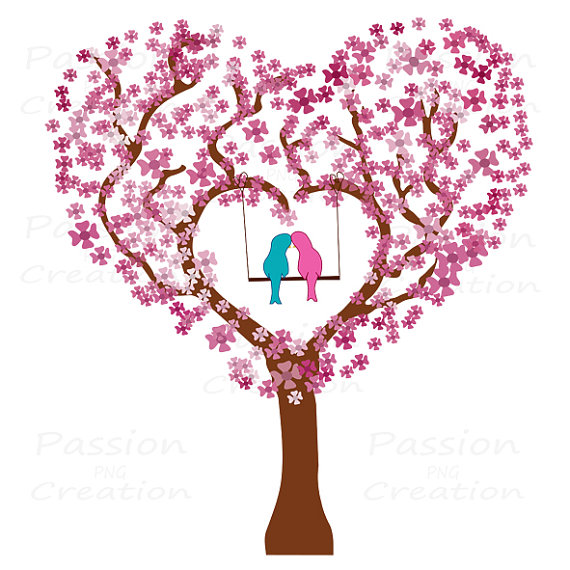 Valentines abc tree clipart graphic black and white download Valentines abc tree clipart - ClipartFox graphic black and white download