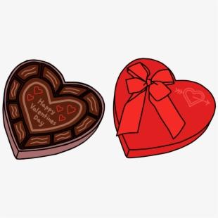 Valentines chocolate clipart image stock Valentine Chocolate Clipart - Valentines Day Props Png ... image stock