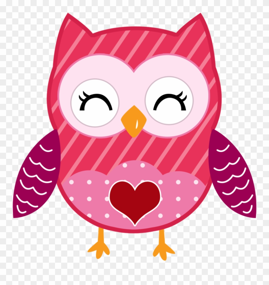 Valentines clipart owls graphic freeuse download Valentine Cute - Minus - Valentine Owl Clip Art - Png ... graphic freeuse download