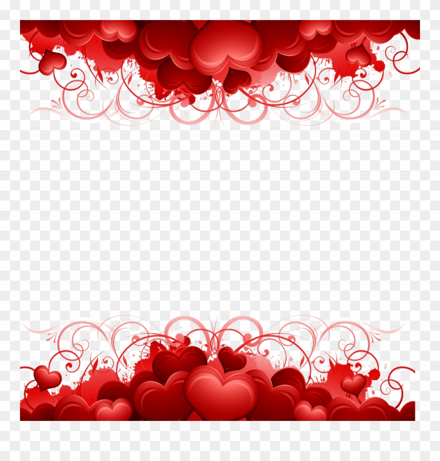 Valentines day background clipart svg free library Valentines Day Background Png Clipart (#3253191) - PinClipart svg free library