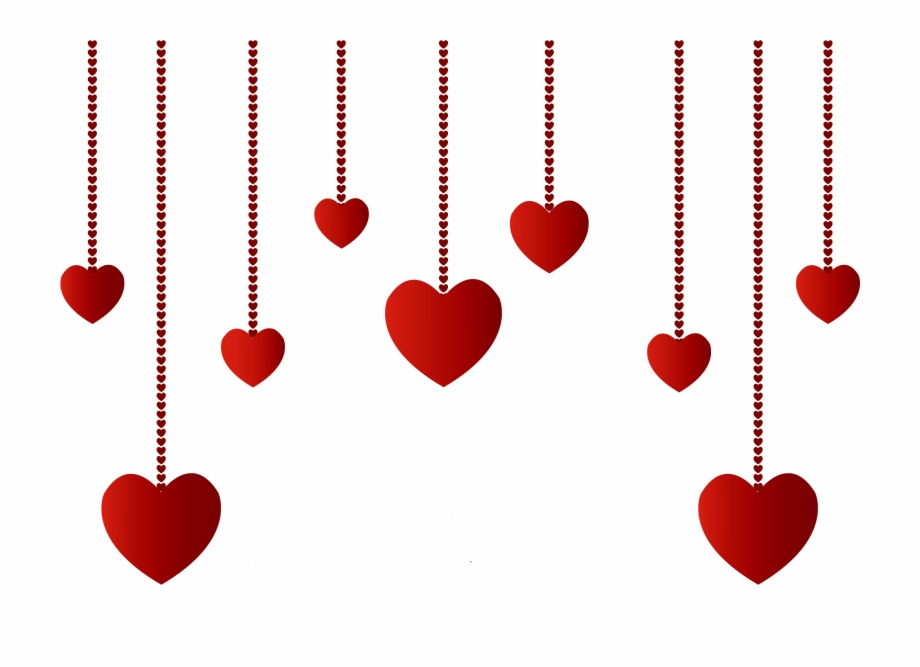Valentines day clipart background clip art transparent download Hearts Gif Transparent - Transparent Background Valentines ... clip art transparent download