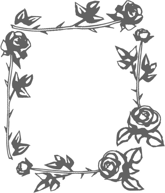 Valentines day clipart black and white border clip library download Valentine Day Borders - Valentine\'s Day Border Clip Art - Free clip library download