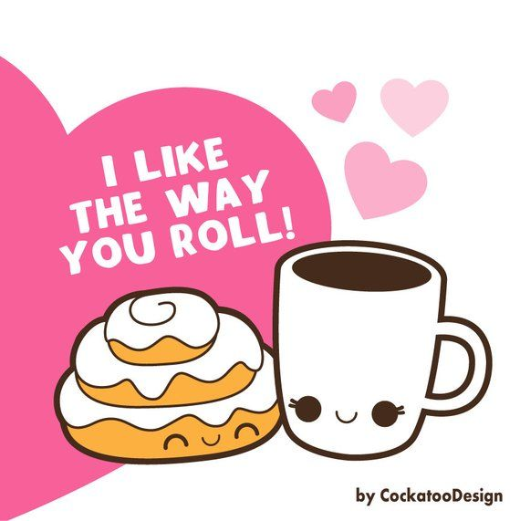Valentines day clipart food banner free Valentine clipart, kawaii food clipart, kawaii valentines ... banner free