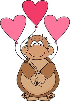 Valentines day clipart monkey jpg free stock 8 Best Events images in 2019 | Events, Skin Care, Essentials jpg free stock