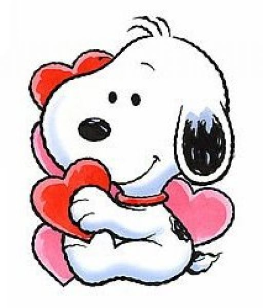 Valentines day clipart snoopy jpg free library Cool valentines day animated clip arts free download | Clip ... jpg free library