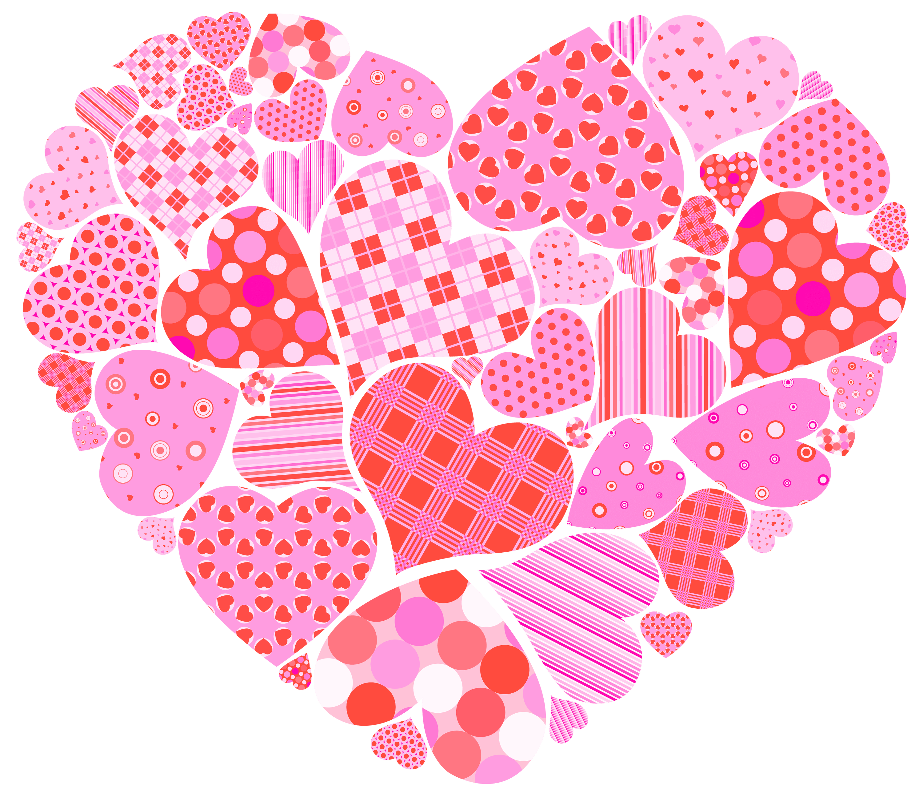 Valentines day clipart transparent hearts png freeuse stock Valentines Day Heart Frame transparent PNG - StickPNG png freeuse stock