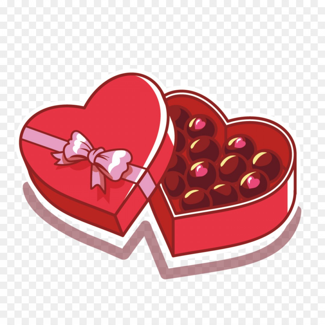 Valentine chocolates clipart png download Png Valentines Day Chocolate Clip Art Love Chocolate V ... png download