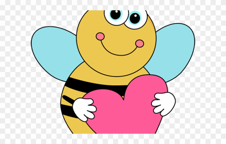 Valentines day cute clipart jpg free Bumblebee Clipart Spring - Cute Valentines Day Clip Art ... jpg free