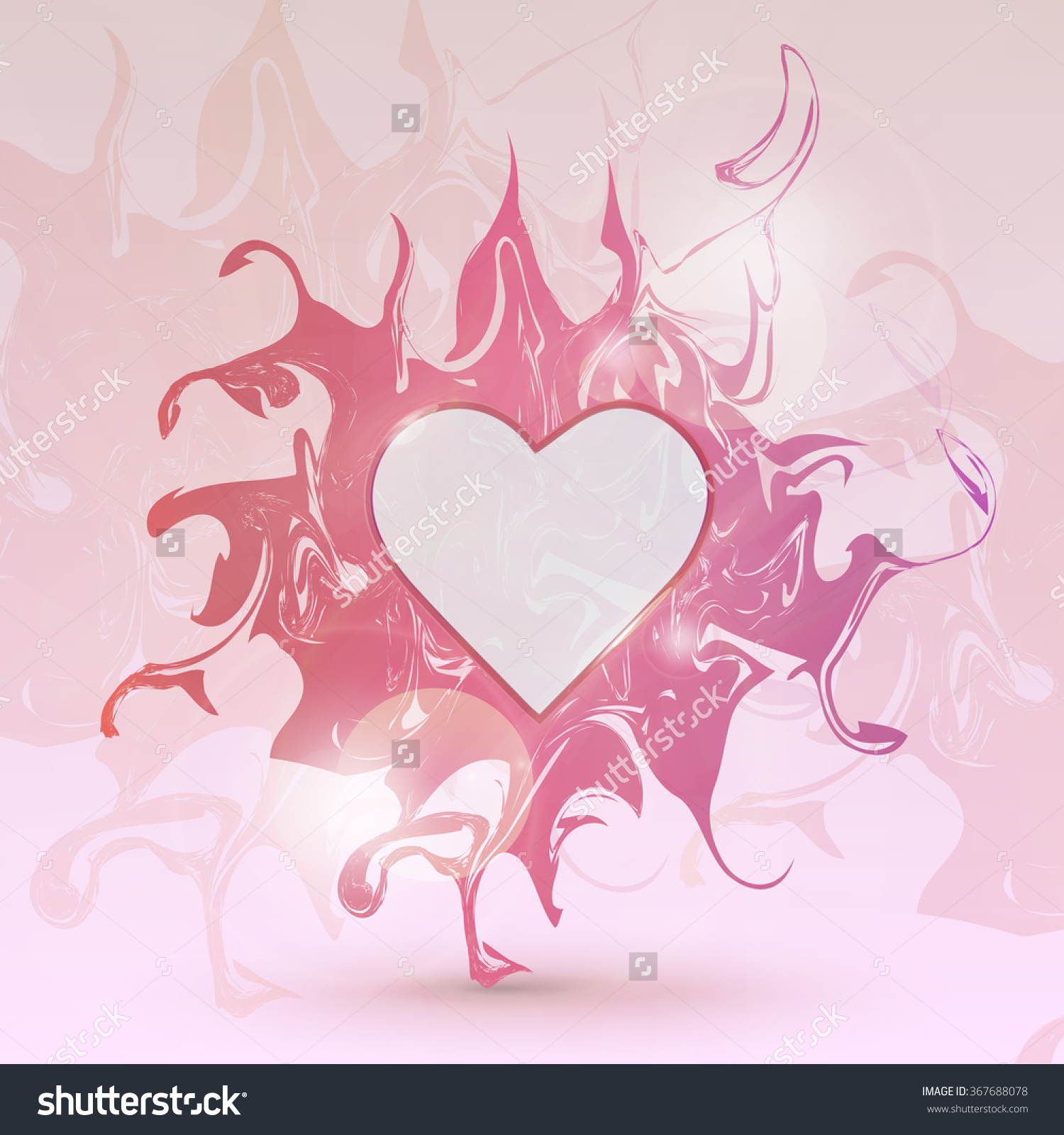 Valentines day glossy marble hearts clipart clipart library download Glossy Marble Heart Frame.Traditional Unique Chinese, Turkish ... clipart library download