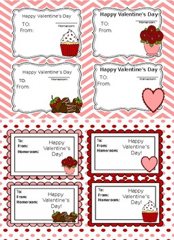 Valentines day gram clipart picture library library Valentine\'s Day Candy Gram Labels-12 Designs picture library library