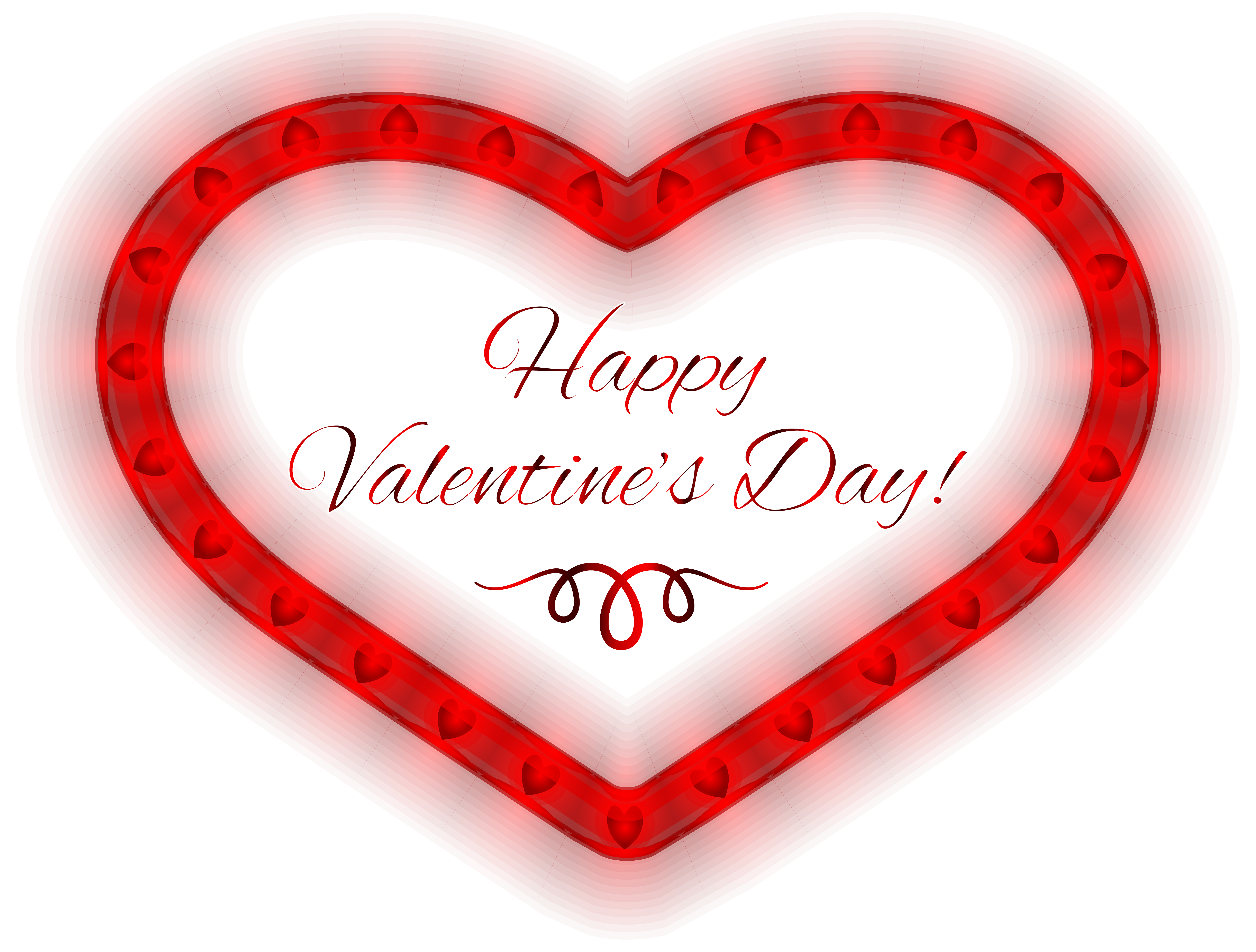 Happy valentines day heart clipart graphic stock Happy Valentines Day Heart PNG Clipart Image | Gallery Yopriceville ... graphic stock