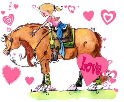 Valentines day horse clipart clip art free library Free Valentine Horse Cliparts, Download Free Clip Art, Free ... clip art free library