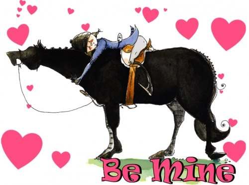 Valentines day horse clipart freeuse library Free Valentine Horse Cliparts, Download Free Clip Art, Free ... freeuse library