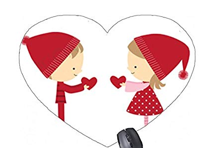 Valentines day office clipart clip black and white stock Amazon.com : Happy valentines day clip art for kids ... clip black and white stock