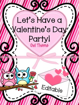 Valentines day party free clipart banner transparent library Valentine\'s Day Party and Card Exchange Letter to Parents *FREE* banner transparent library