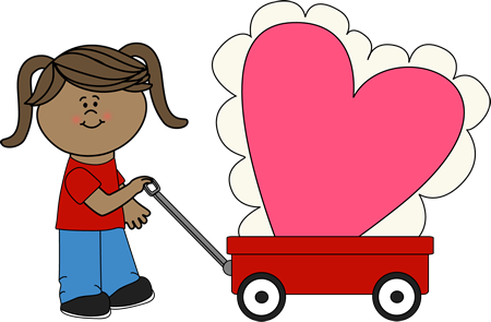 Valentines for kids clipart svg free stock Valentine kids clipart 4 » Clipart Station svg free stock