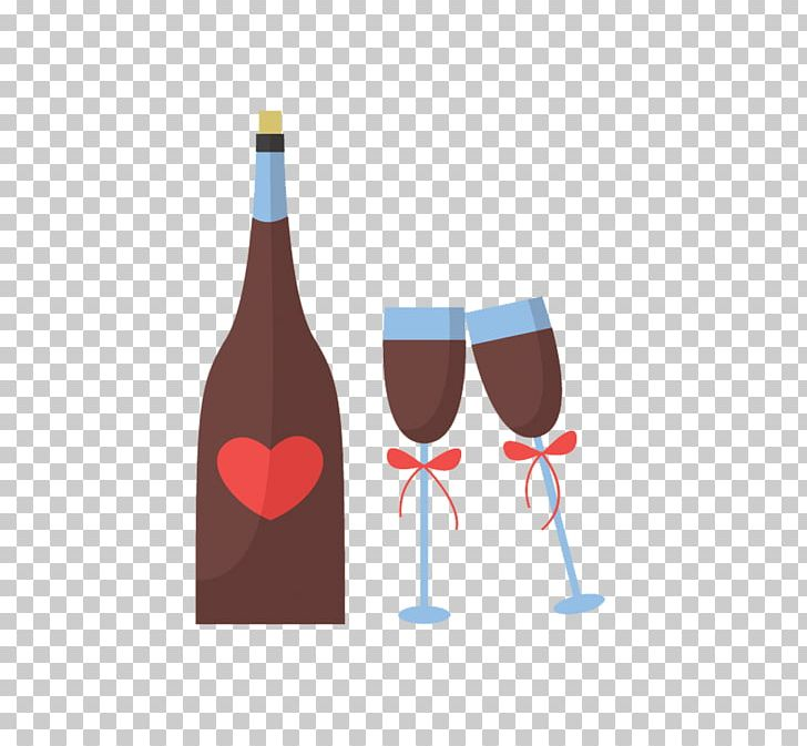 Valentines wine clipart free clip black and white library Red Wine Wine Glass Euclidean PNG, Clipart, Child, Creative ... clip black and white library