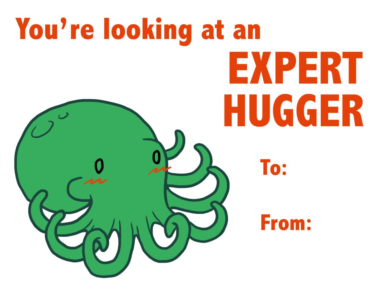 Valentinesjellyfish clipart clip freeuse art My art Octopus fish cards valentines Jellyfish ... clip freeuse