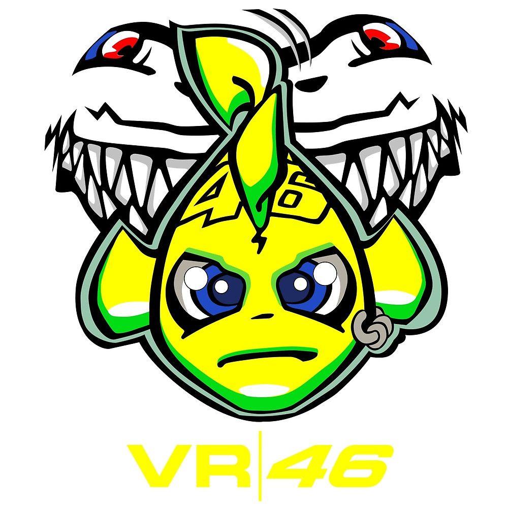 Valentino rossi logo clipart banner transparent download Resultado de imagem para valentino rossi logo | vr46 | Seni ... banner transparent download