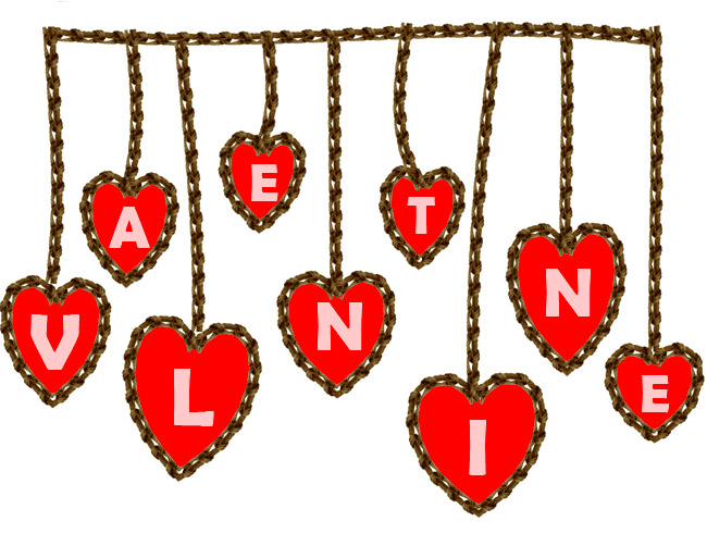 Valetine clipart black and white library Valentine Clipart & free Valentines graphics black and white library
