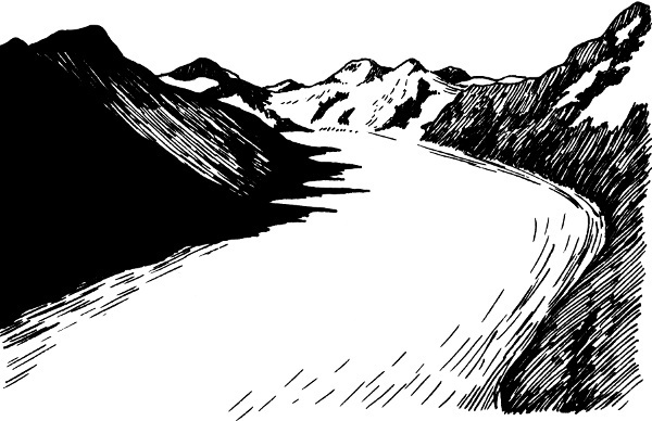 Valley black and white clipart for kids png black and white library Valley Black And White Clipart png black and white library